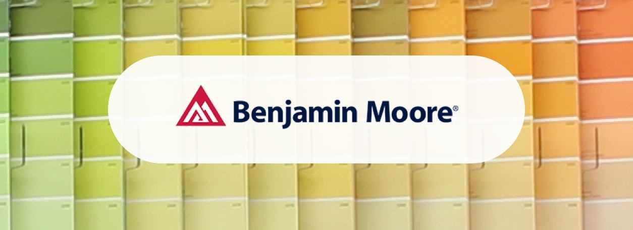 More about Benjamin Moore paint from Kenyon Noble