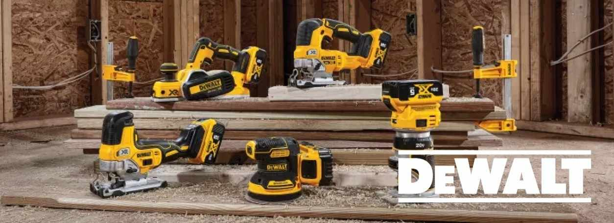 More about Dewalt Power Tools at Kenyon Noble