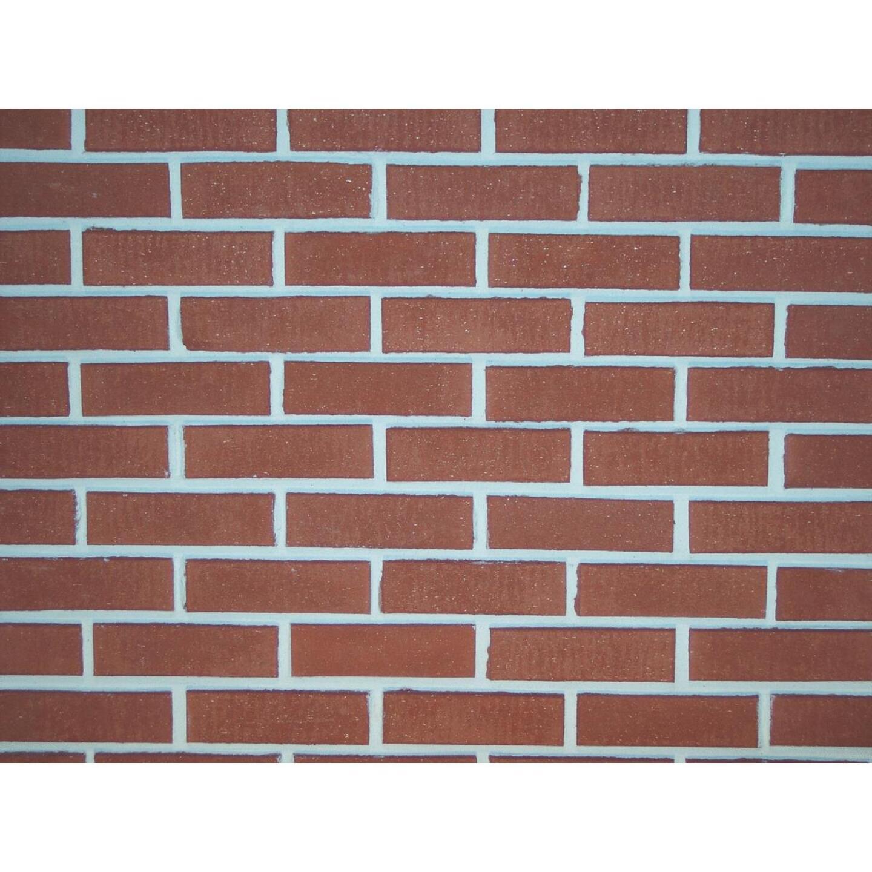 Z-Brick Inca 2-1/4 In. x 8 In. Red Facing Brick Image 1