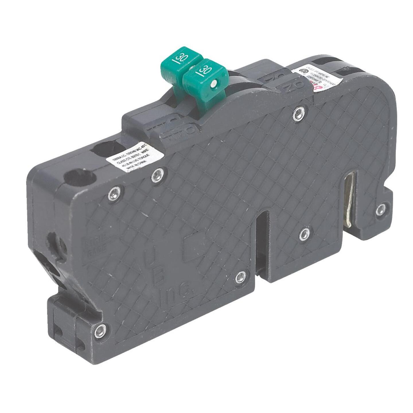 Connecticut Electric 40A/40A Twin Single-Pole Standard Trip Packaged Replacement Circuit Breaker For Zinsco Image 1