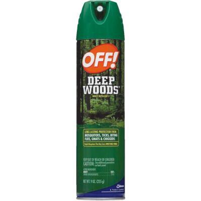 Deep Woods Off 9 Oz. Insect Repellent Aerosol Spray
