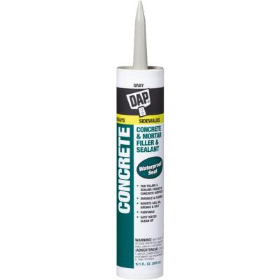 Dap Concrete Sealant 10.5 Oz Gray Concrete Sealant